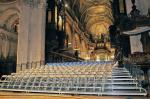 Image: Choir Tiering at St Pauls Cathedral